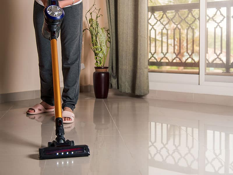 Handheld Vacuums for Tile Floors