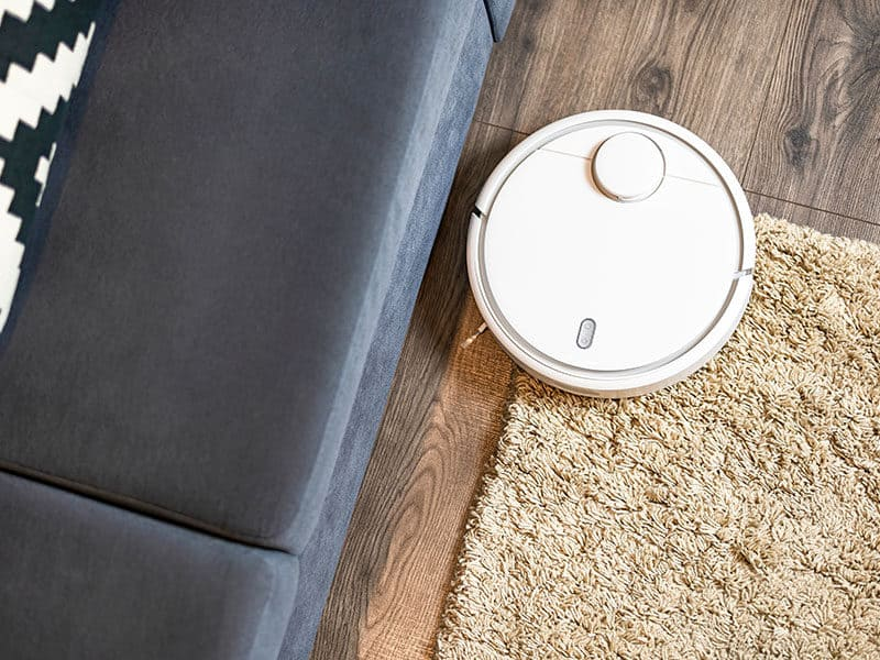 Robot Vacuums for Thick Carpet