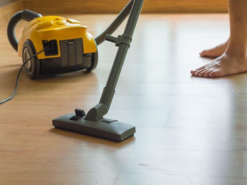 Vacuum for Vinyl Plank Floor