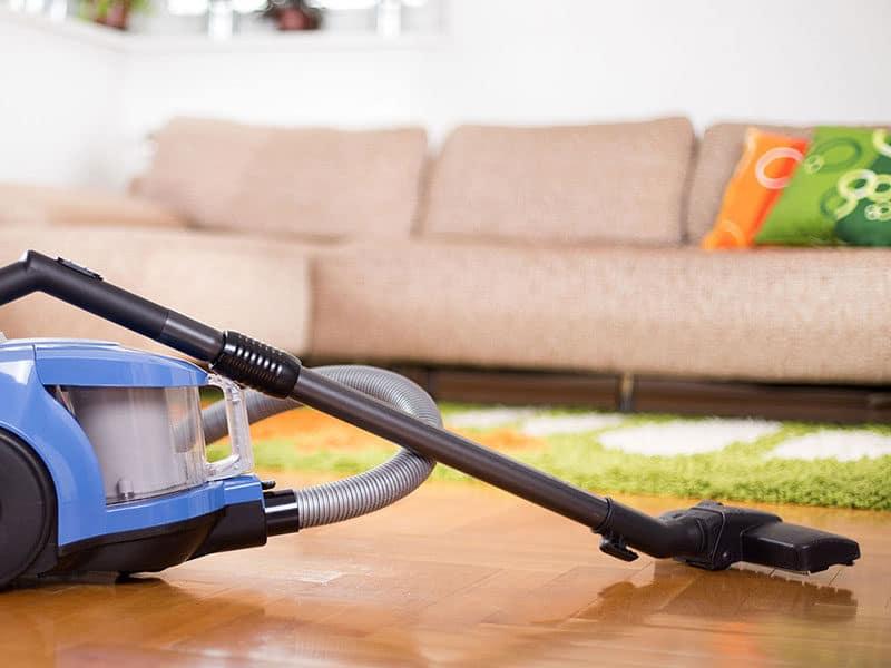 Vacuum for Vinyl Plank Floors