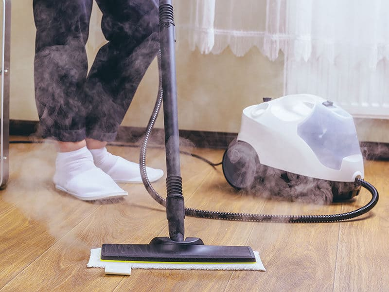 Vacuum and Mop Combo