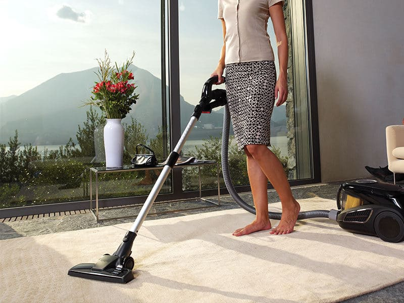 HEPA Filter Vacuum Cleaner