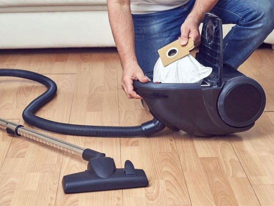 How To Clean Vacuum Cleaner