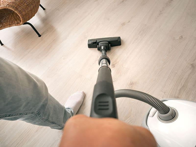 Multi-Surface Vacuum Cleaner