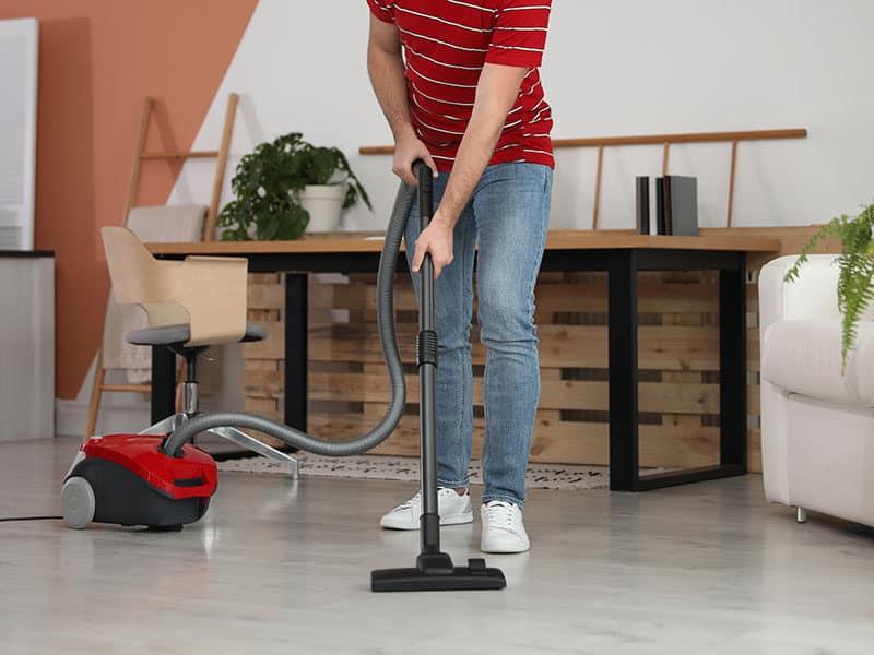 Vacuum for Laminate Floor