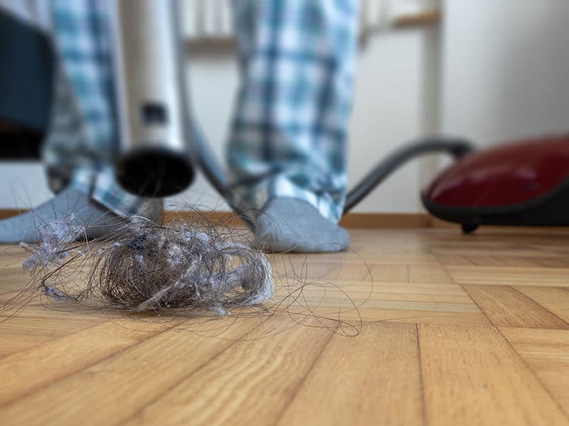 Vacuums for Hair