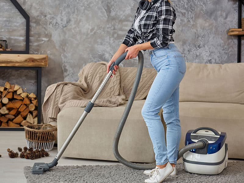 Water Filtration Vacuums Cleaner
