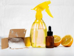 Home Cleaning with Essential Oils