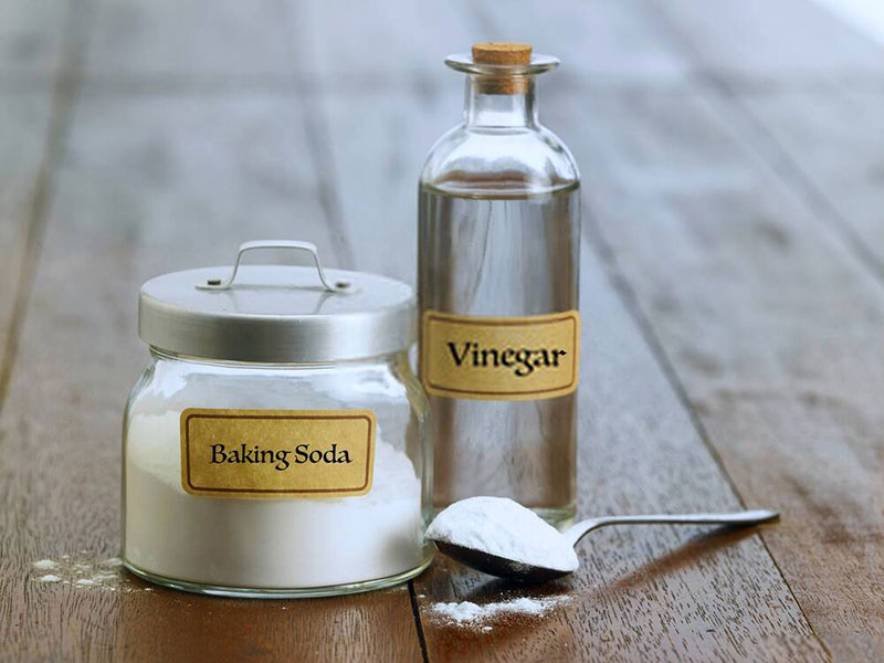 Vinegar And Baking Soda Cleaning Recipes Home Cleaning