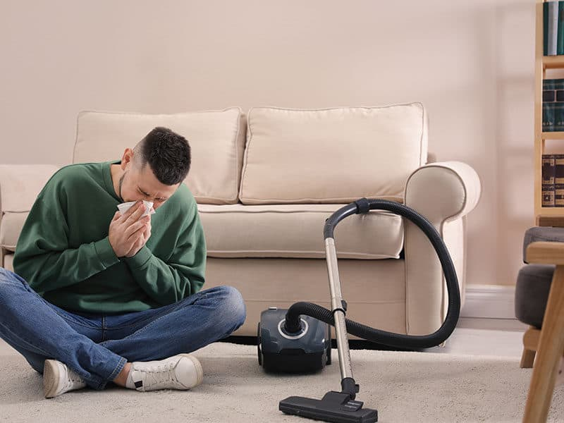 Vacuum Cleaner for Allergies