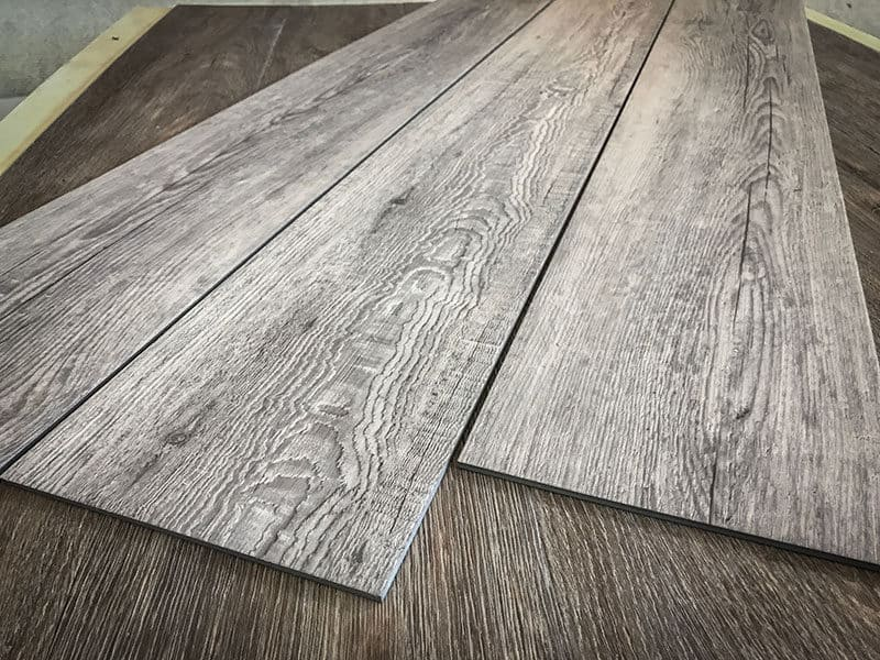 Beaulieu Vinyl Plank Floor