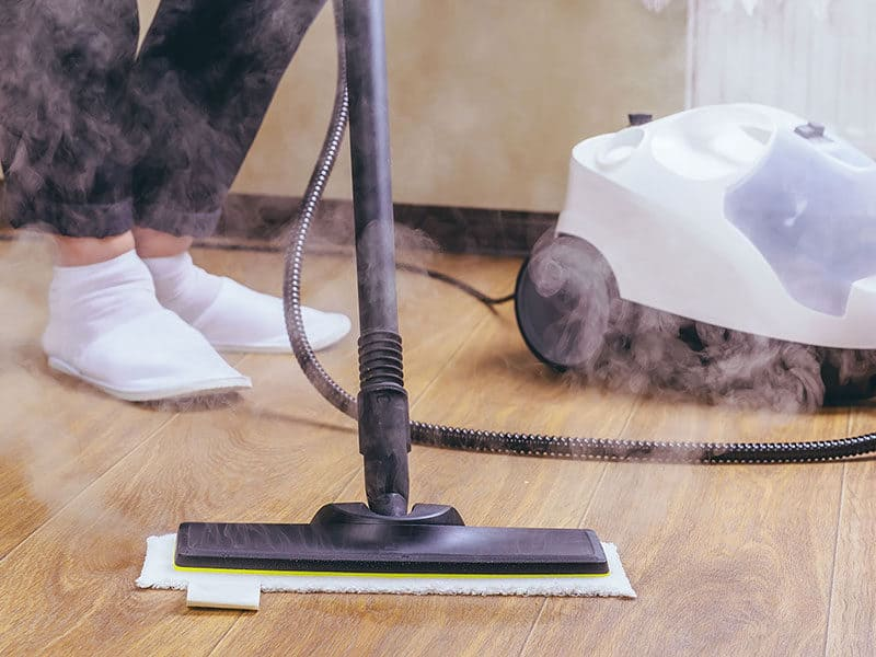 Steam Cleaners for Laminate Floor