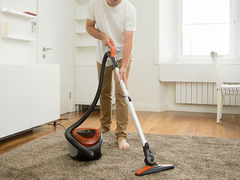 Vacuums for Smart Strand Silk Carpet
