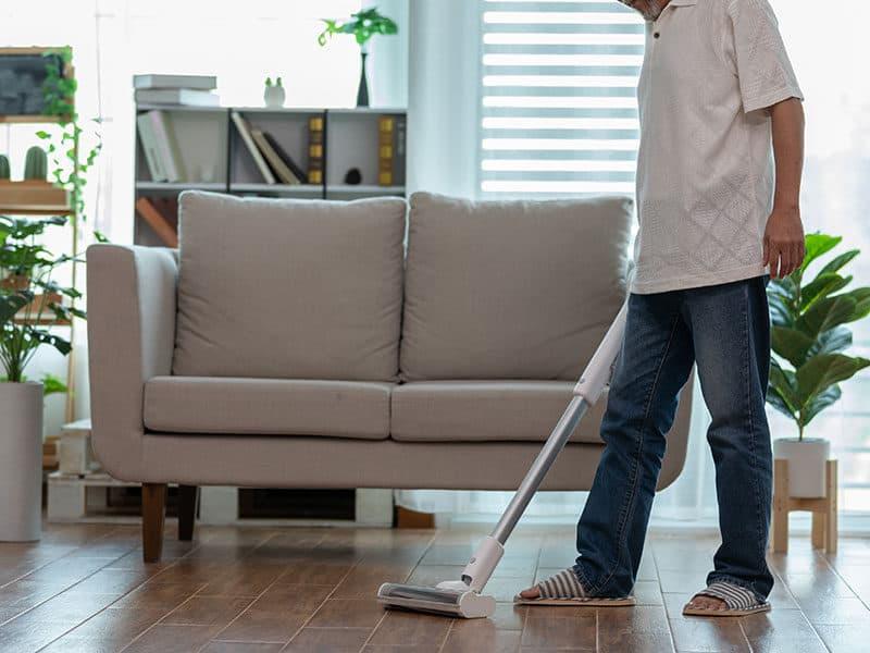 Lightweight Vacuum Cleaner for Elderly