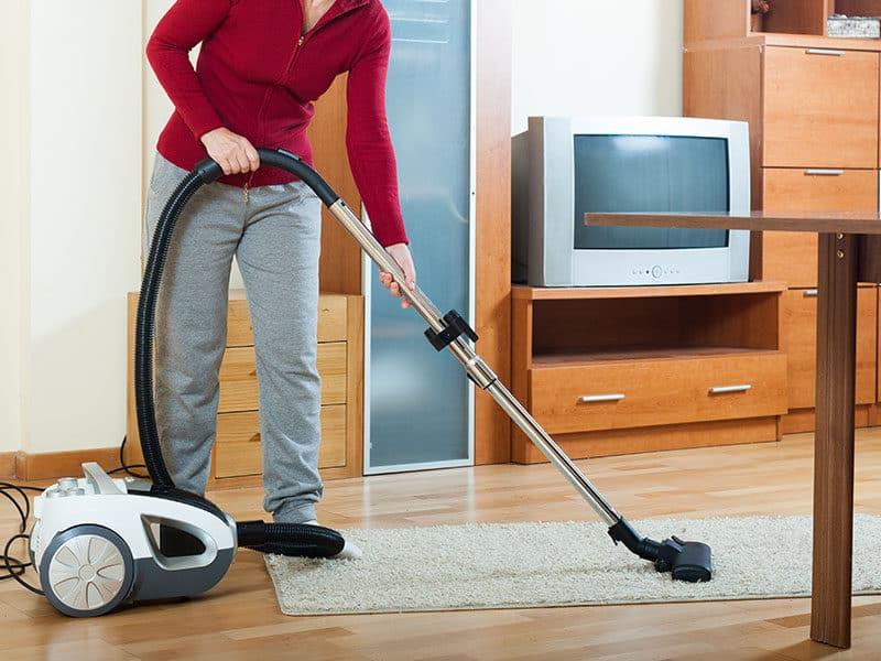 Lightweight Vacuums Cleaner for Elderly