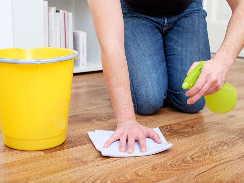 Liquid Wax for Hardwood Floors