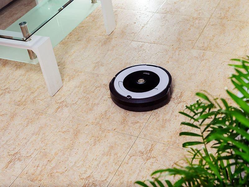 Robot Vacuum for Tile Floor