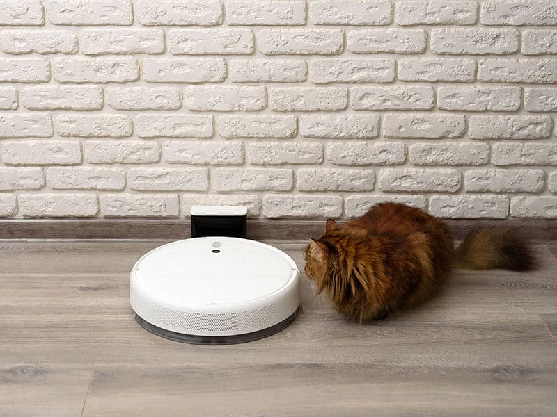 Robot Vacuum Under $200