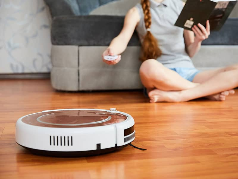 Robot Vacuums Under $200