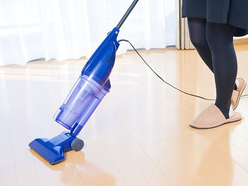 Self-Propelled Vacuum Cleaner