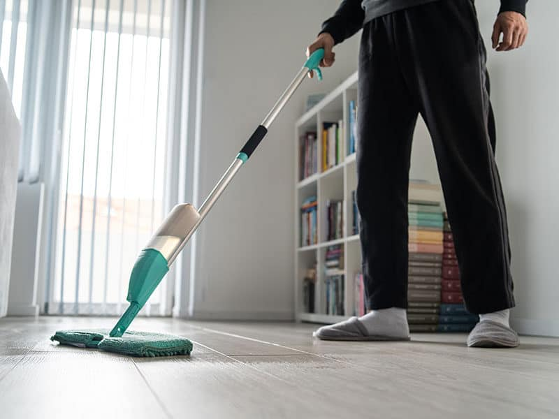 Steam Mop for Hardwood Floor