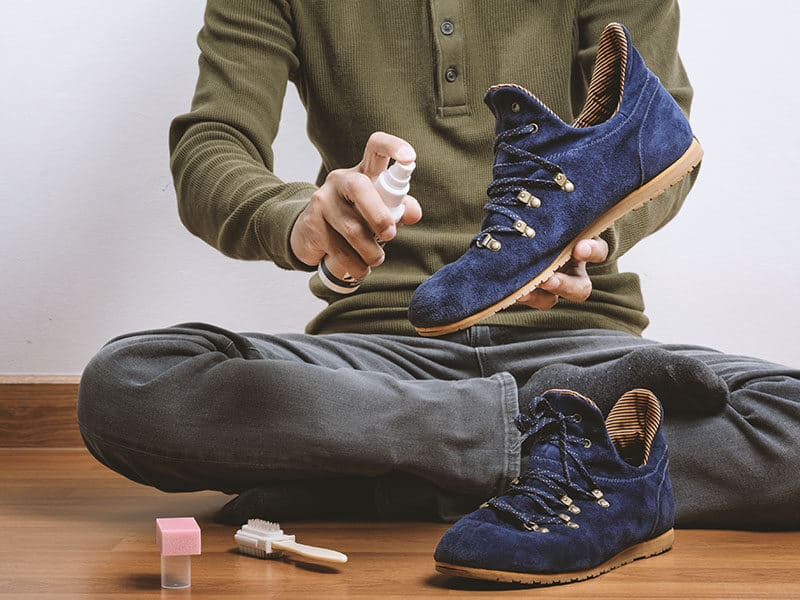 Suede Shoe Cleaners