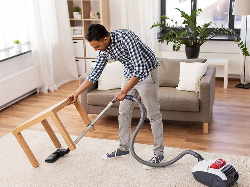Vacuum Cleaner for Hard to Reach Places