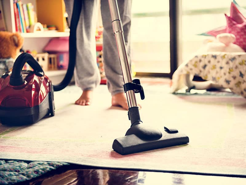 Vacuums Cleaner with Adjustable Height