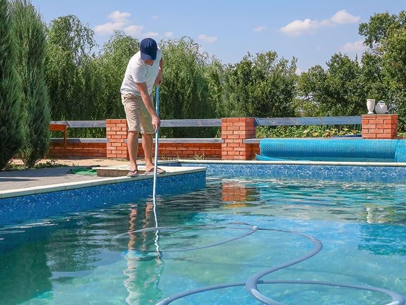 Manual Pool Vacuum