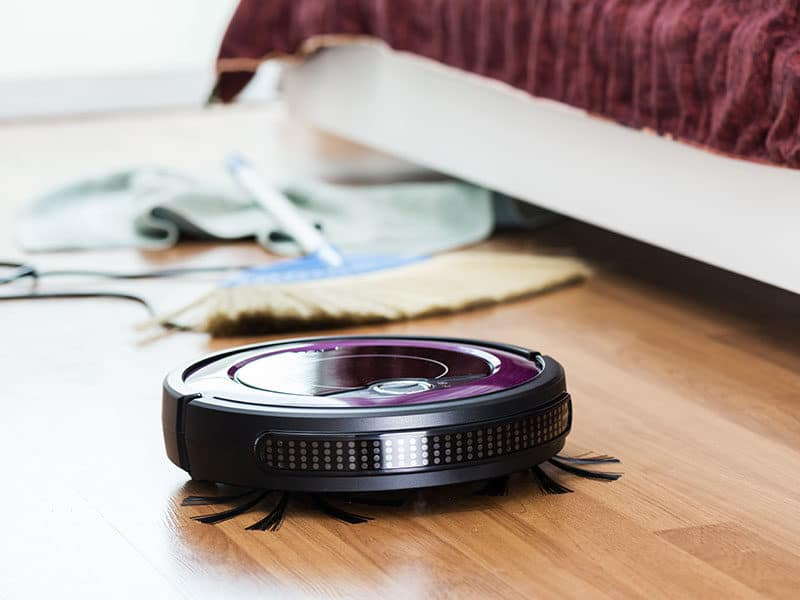 Robot Vacuums for Laminate Floors