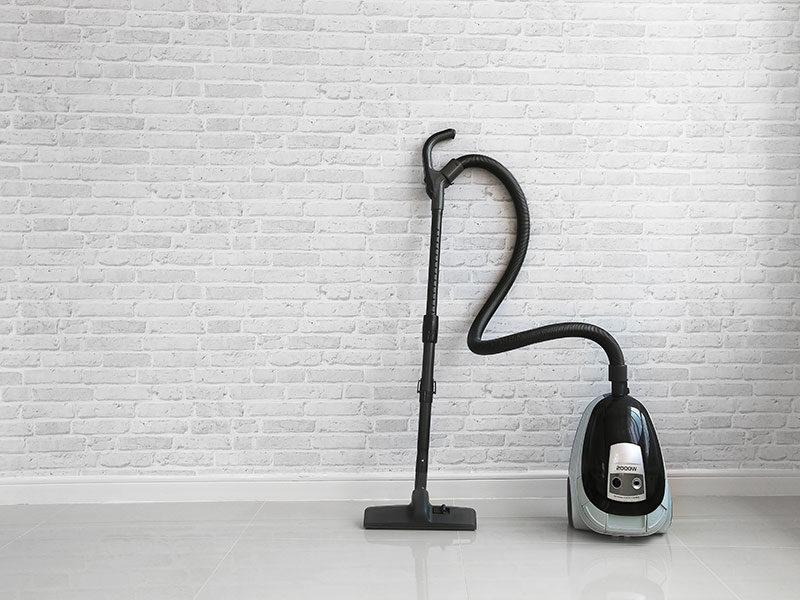 Vacuum for Concrete Floors