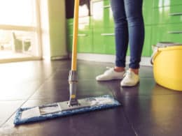 Best Mop for Concrete Floors