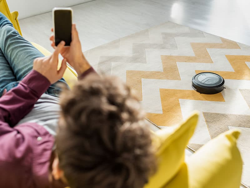 Robot Vacuum Under $100