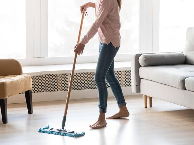 Dust Mops for Hardwood Floor