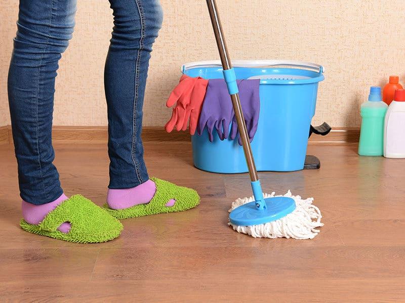 Dust Mops for Hardwood Floors