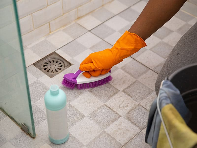 Shower Tile Cleaners