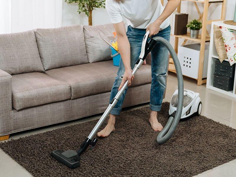 Vacuum for Wool Carpet
