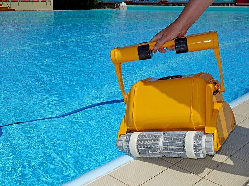 Above-Ground Pool Vacuum