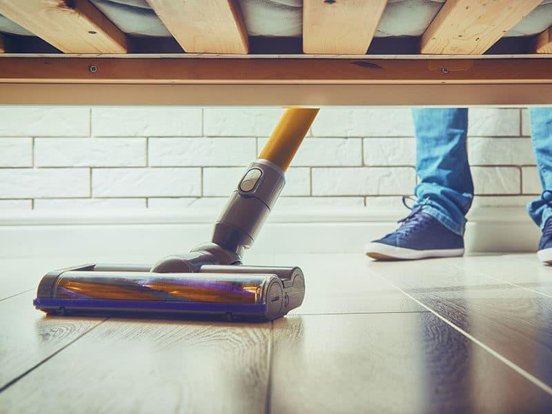 Vacuums for Concrete Floors
