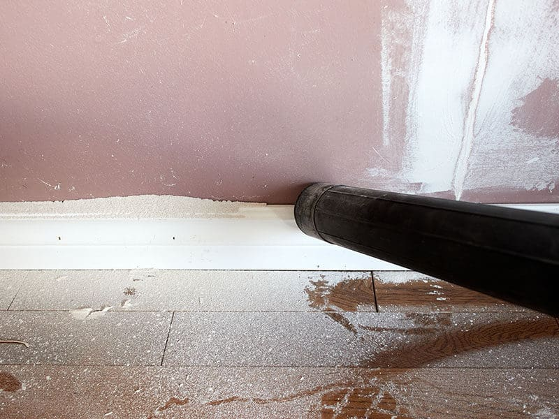 Vacuums for Drywall Dust