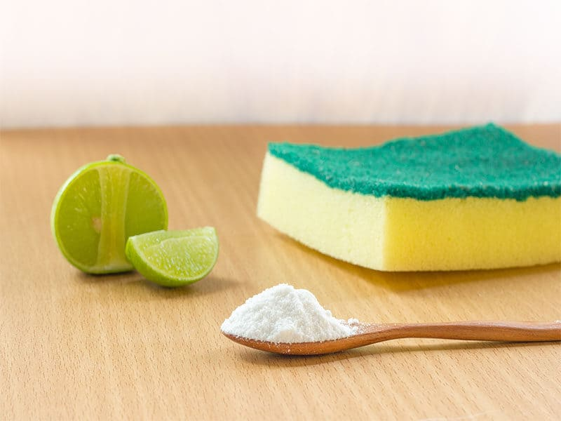 Natural healthy cleaning