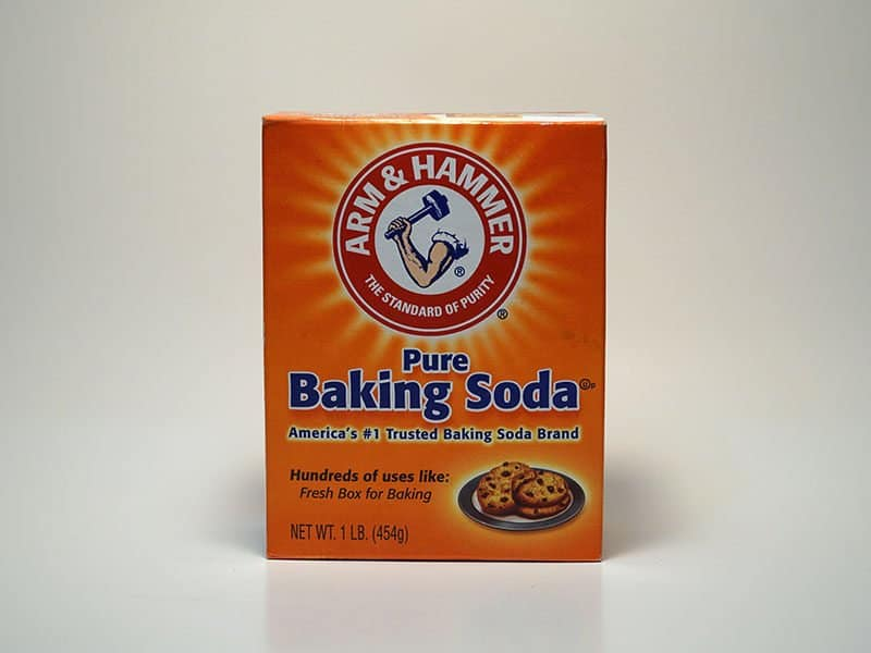 Baking Soda And Peroxide