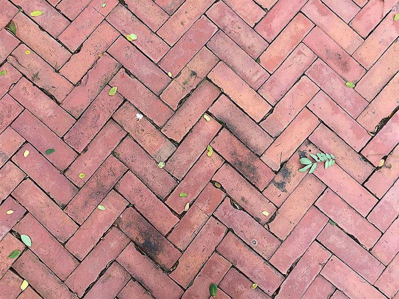 Brick Floor Sid Walk