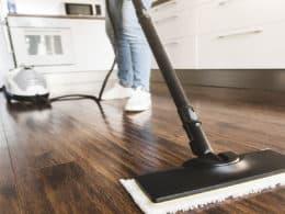 Clean A Brick Floor