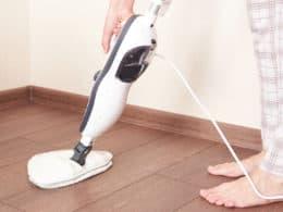 Clean a Steam Mop