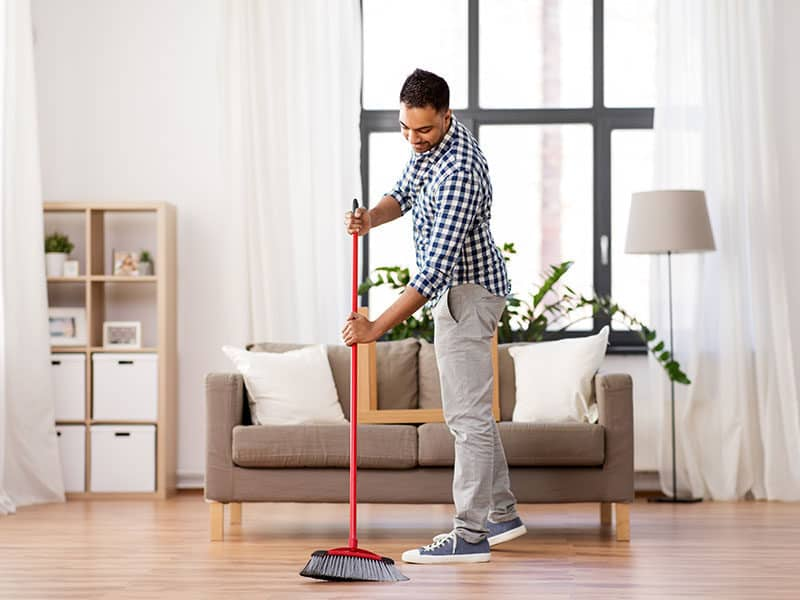 Cleaning Housework Housekeeping Concept
