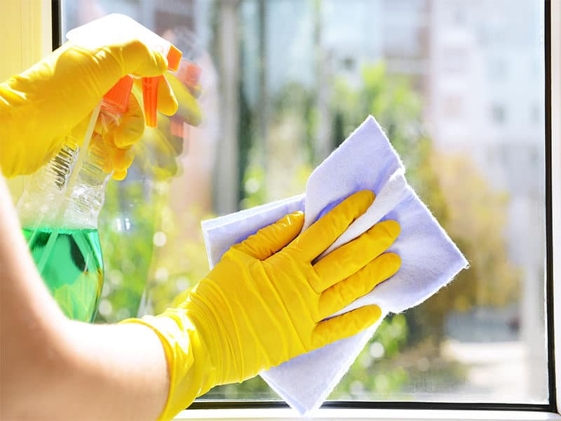 Cleaning Windows Special