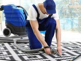 Dry Up Wet Carpets