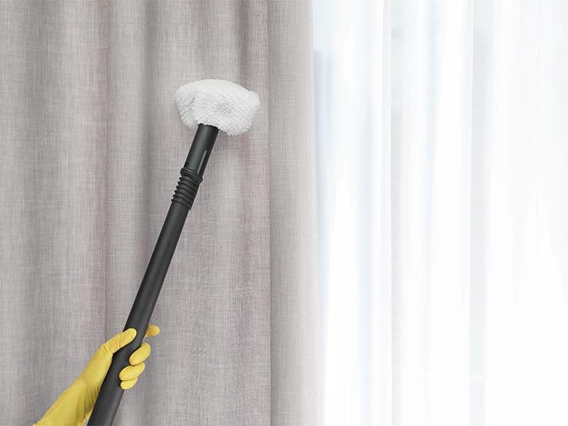 Dust Curtain Steam Cleaner