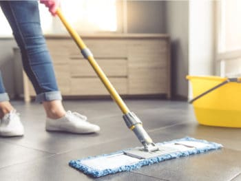 Effective Homemade Mopping